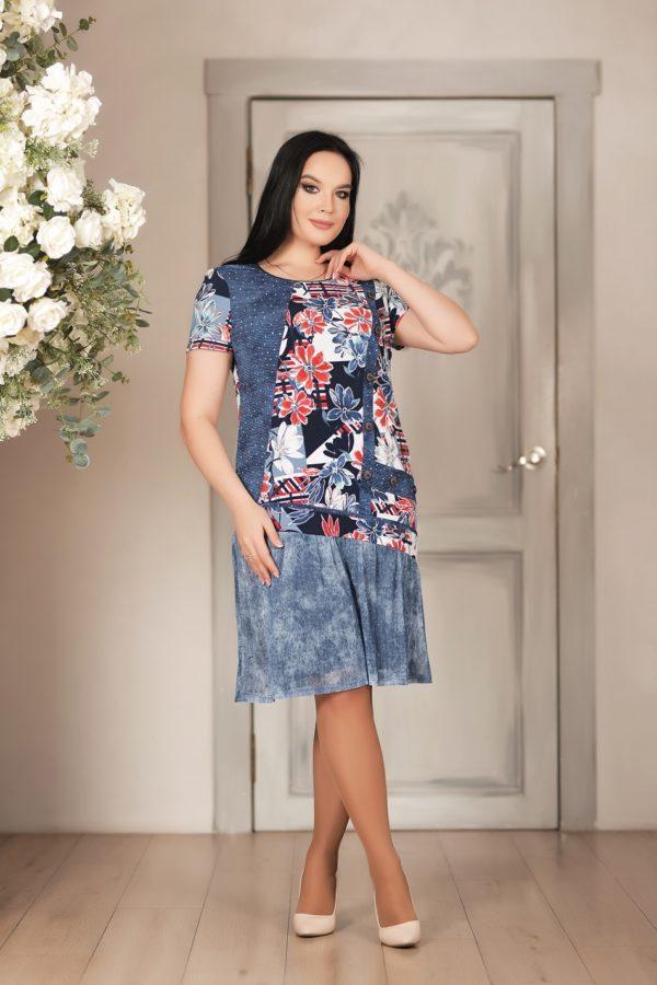 Ландыш платье