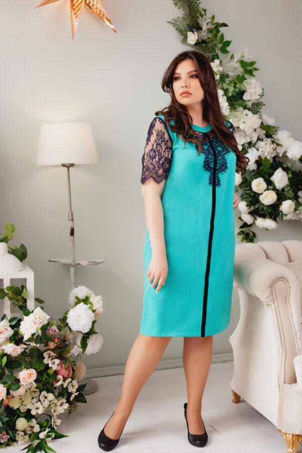 Гарда платье (мята)