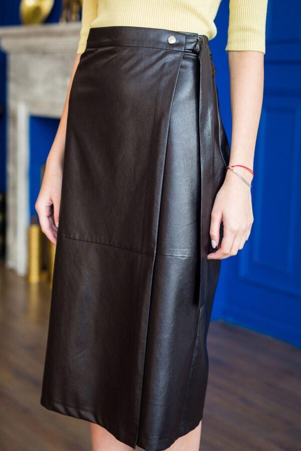 Ирга юбка (шоколадный)