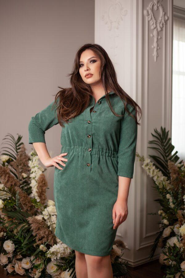 Такт платье (бирюзовый)