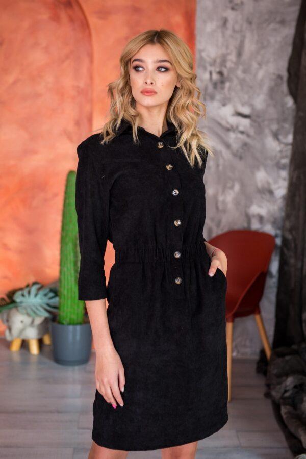 Такт платье (черный)
